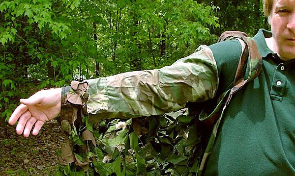 carolina wild photo equipment notes rh carolinawildphoto com Camouflage I Camouflage Letters