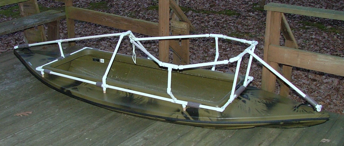 pvc duck boat blind plans car tuning