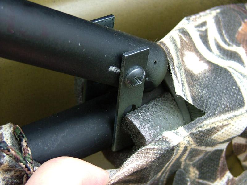 Hinged Pipe Cover : Carolina wild photo equipment notes