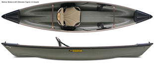 The Native Watercraft Ultimate 12 Tegris